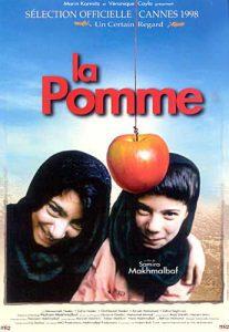 La Pomme Affiche
